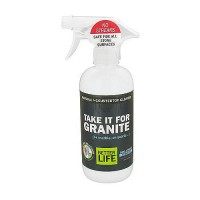 Better Life Natural Countertop Cleaner Take It For Granite, Pomegranate Grapefruit - 16 Oz