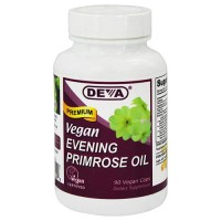 Deva Nutrition Vegan Evening Primrose Oil Vcaps - 90 ea