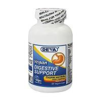 Deva Nutrition Vegan Digestive Support Vcaps - 90 ea