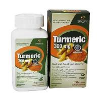 Genceutic Naturals Organic 300 mg Turmeric Capsules - 60 ea