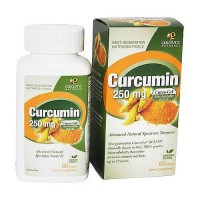 Genceutic Naturals Curcumin 250 mg Advanced Softgels - 60 ea