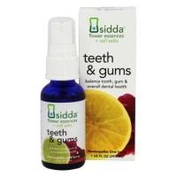 Siddha flower essences teeth and gums - 1 oz