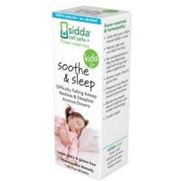 Siddha flower essences soothe and sleep kids age two plus - 1 oz