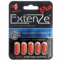 Extenze plus dietary supplement male enhancement - 12 ea