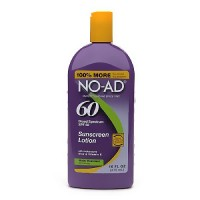 No-Ad Sunblock Lotion SPF 60 - 16 oz