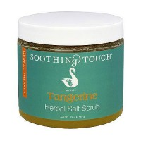 Soothing Touch Herbal Salt Tangerine Scrub - 20 oz