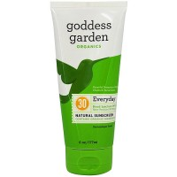 Goddess Garden Sunny Body Natural SPF 30 Sunscreen - 6 oz