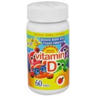 Yum-vs vitamin d 1000 iu yummy berry jellies - 60 ea