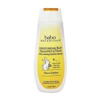 Babo Botanicals Oatmilk Calendula Moisturizing Baby Wash Shampoo - 8 oz