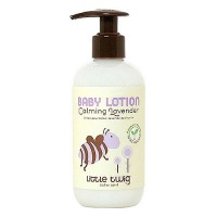 Little Twig Organic Body milk, Calming Lavender Baby Lotion - 8.5 oz