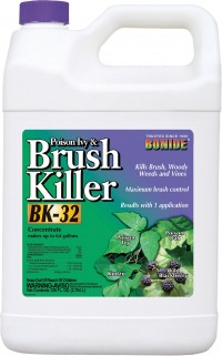 Bonide Products Inc P brush killer super bk-32 concentrate - 1 gallon, 4 ea