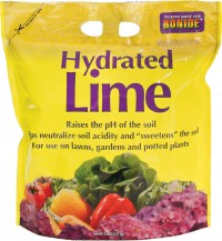 Bonide Products Inc P hydrated lime for soil - 5 pound, 9 ea