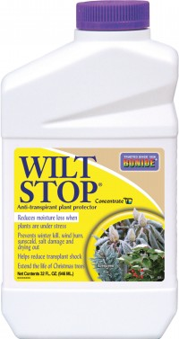 Bonide Products Inc P wilt stop plant protector concentrate - 1 quart, 12 ea