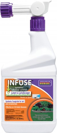 Bonide Products Inc P infuse lawn & landsape systemic disease control - 1 quart, 12 ea