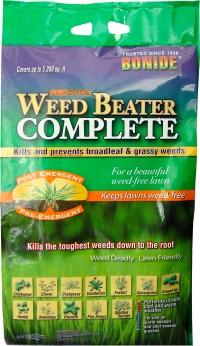 Bonide Fertilizer weed beater complete granules - 10 pound, 1 ea