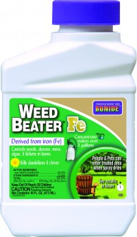 Bonide Products Inc P weedbeater fe lawn weed killer concentrate - pint, 6 ea