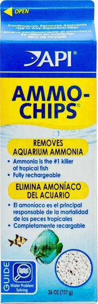 Mars Fishcare North Amer ammo chips - quart, 12 ea