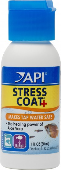 Mars Fishcare North Amer stress coat - 1 ounce, 144 ea