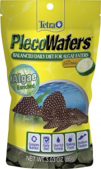 Tetra tetraveggie tropical algae wafers - 3 ounce, 24 ea
