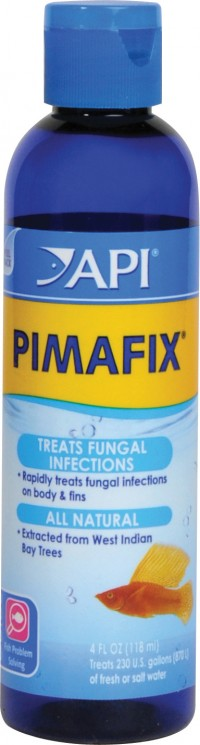 Mars Fishcare North Amer pimafix antifungal fish medication - 4 ounce, 36 ea