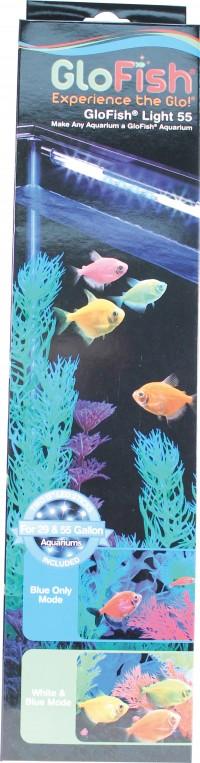 Tetra glofish led light stick for 55 gallon aquarium - 13 in/2pk, 12 ea