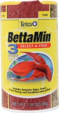 Tetra tetra bettamin select-a-food - 1.3 ounce/100ml, 36 ea