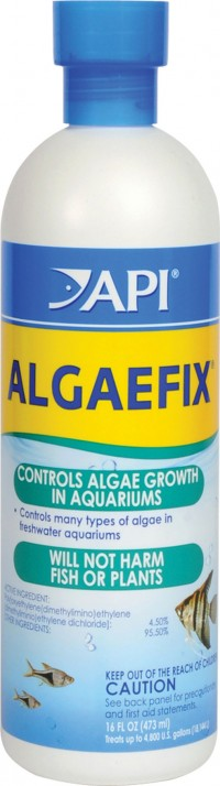 Mars Fishcare North Amer algaefix - 16 ounce, 12 ea