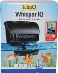 Tetra whisper iq filter - 40 gal, 6 ea