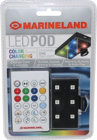 Tetra marineland light pod color changing - 24 ea