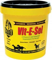 Richdel Inc D vit-e-sel vitamin & mineral supplement for horses - 10 pound, 2 ea