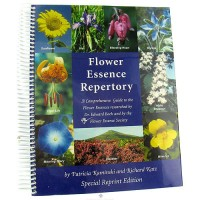 Repertory spanish spiral bound by Flower Essence - 1 unit