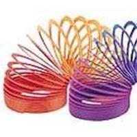 Slinky plastic junior dply - 3 ea