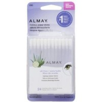 Almay oil-free makeup eraser sticks - 2 ea