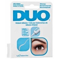 Duo eyelash adhesive, clear-white - 6 ea