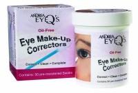 Andrea eye qs eye make up corrector swabs - 6 ea