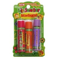 Bonne bell lip smackers trio starburst tropical - 2 ea