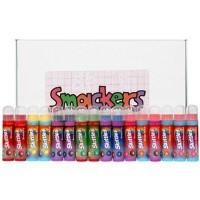 Bonne bell lip smacker skittles fruit flavor lip balm party pack - 2 ea