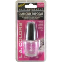 LA colors nail treatment (top coat) - 3 ea