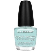 LA colors color craze nail polish, beach vivid - 3 ea