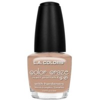 LA colors color craze nail polish, simply vivid - 3 ea