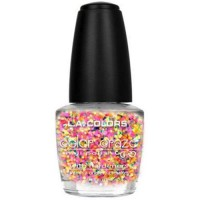 LA colors color craze nail polish, craze - 3 ea