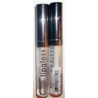 LA colors moisturising lipgloss clearly sand - 3 ea