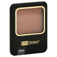 Black radiance pressed powder 8604a, creamy beige - 3 ea