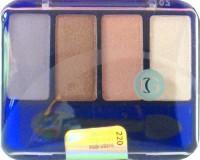 Covergirl eye enhancers - quad eye shadow, urban basics #220 - 3 ea