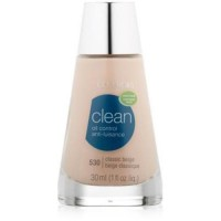 Covergirl clean oil control liquid makeup, classic beige 530 - 2 ea