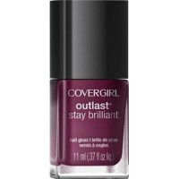 Covergirl outlast stay brilliant nail gloss, leading lady - 2 ea