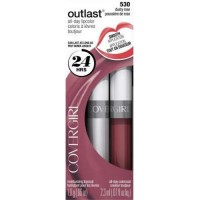 Covergirl outlast lipcolor dusty rose - 2 ea