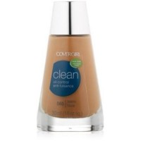 Covergirl clean oil control liquid makeup bottle, tawny 565 - 2 ea