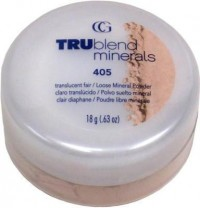 Cover girl trublend naturally luminious loose powder with minerals, translucent fair - 2 ea