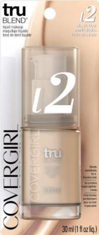 Covergirl trublend liquid makeup classic ivory - 2 ea
